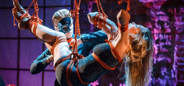 Valeria Willins & Anfreya (SPb) – PARTICIPANTS OF ROPEFEST 18!